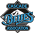 Cascade Blues Association logo